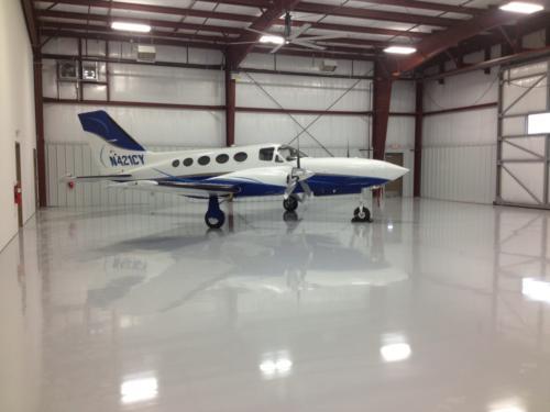 HERMETIC™ Aircraft Floor-1
